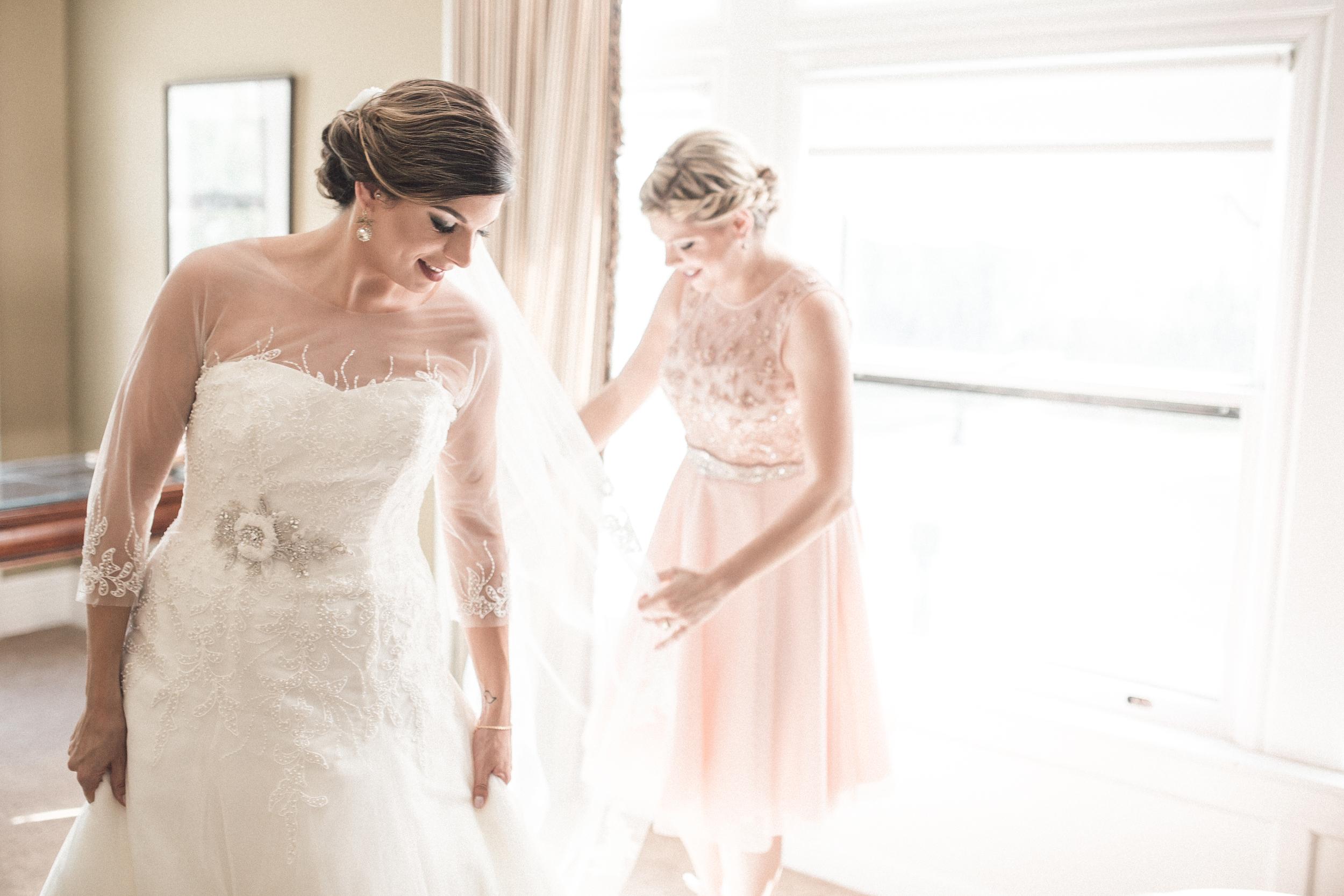 Wedding Editorial Bride