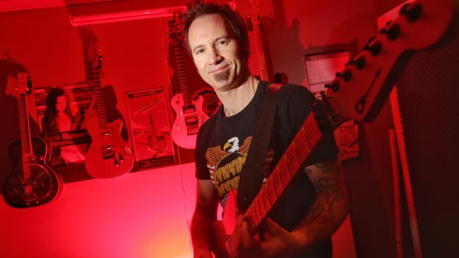"""""""James' explosive style is well studied and full of depth."""" Guitarist Australia"""