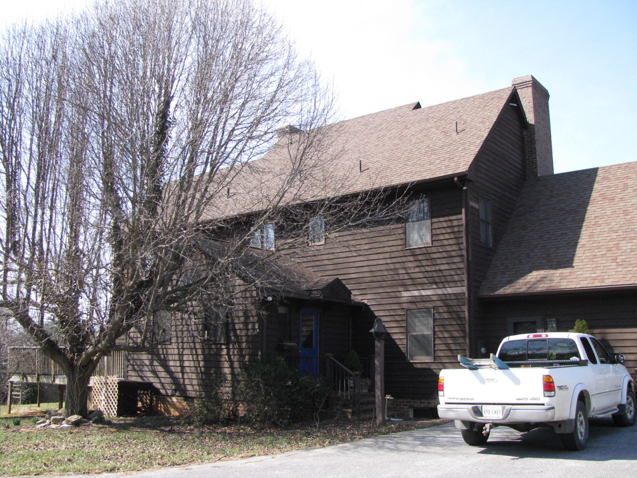 Back of House Before Consult