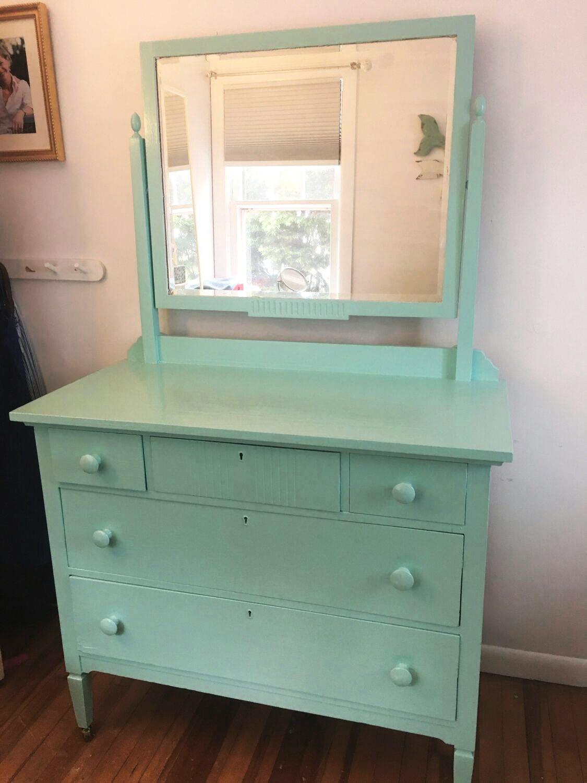 After Dresser & Mirror
