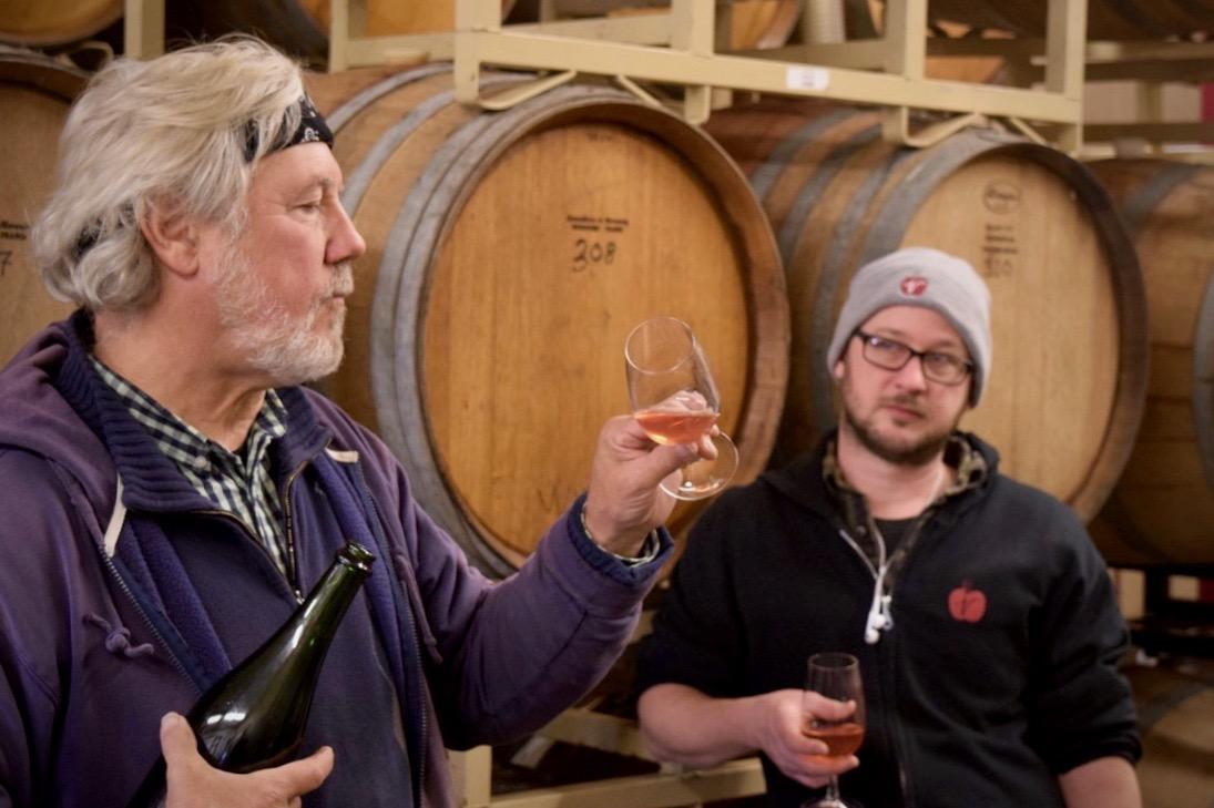 Jim Lester, Wyncroft Wines