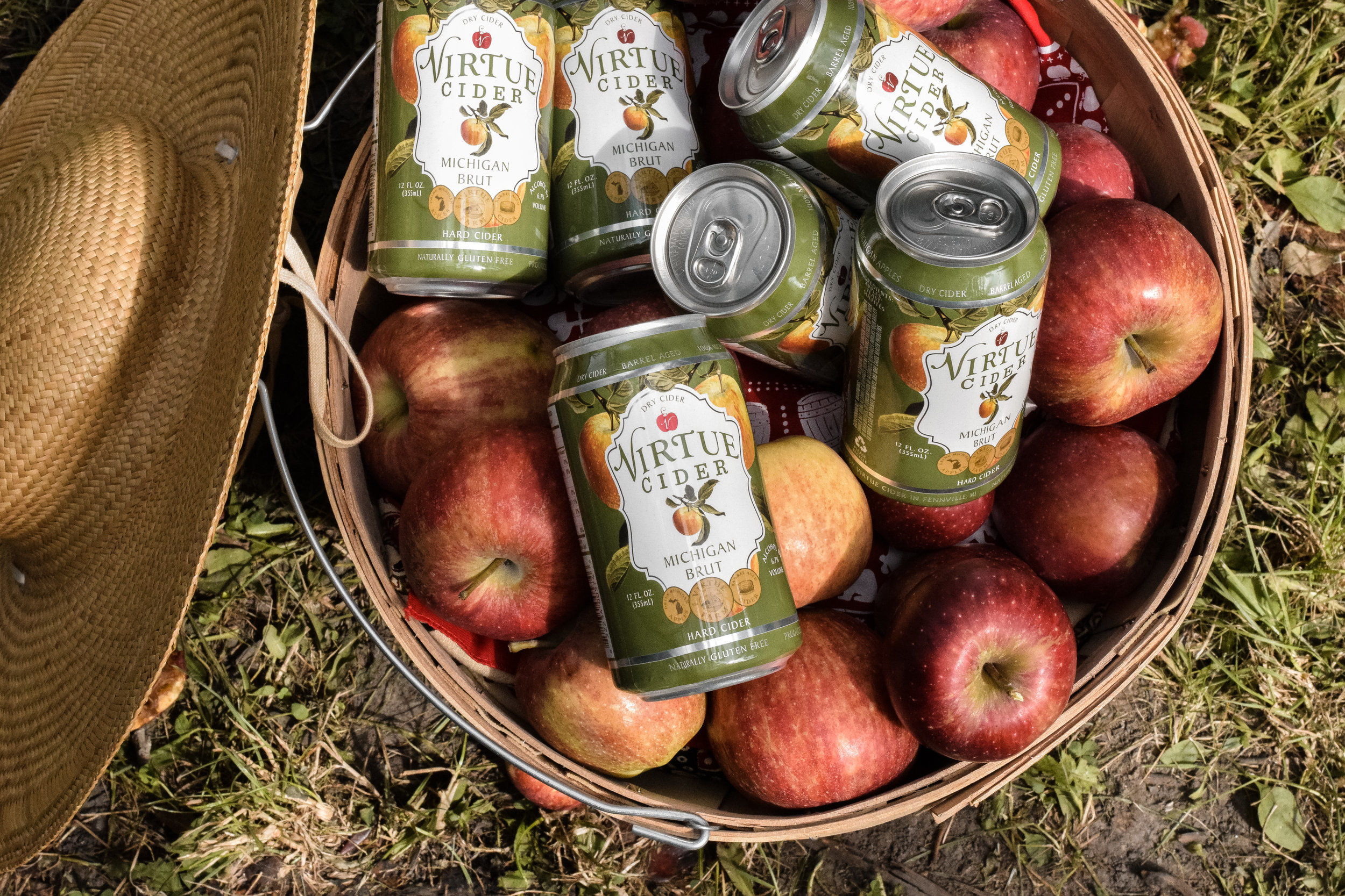 Six Pack of Cider