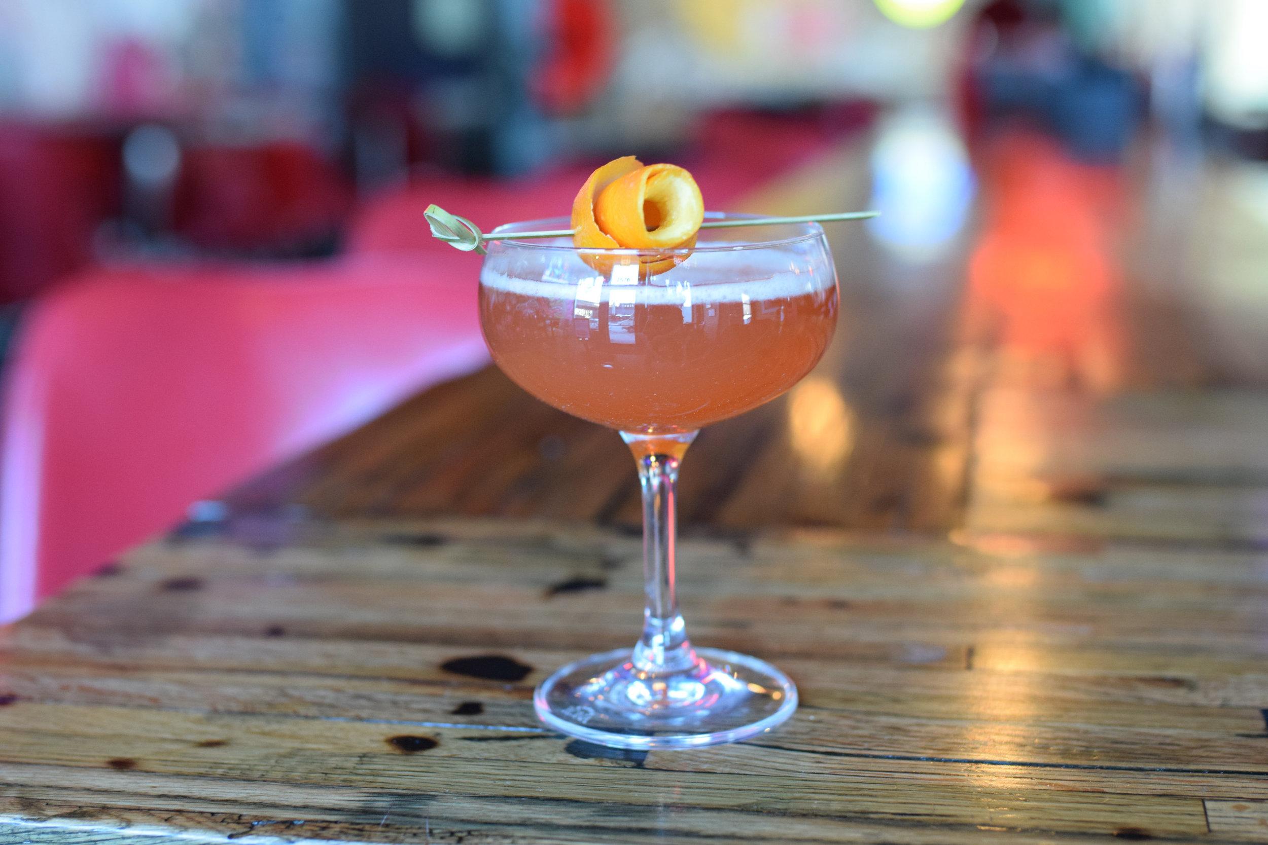 "People's Choice: ""Bourbon is a Virtue"" - Michael Barnes, Broken English"