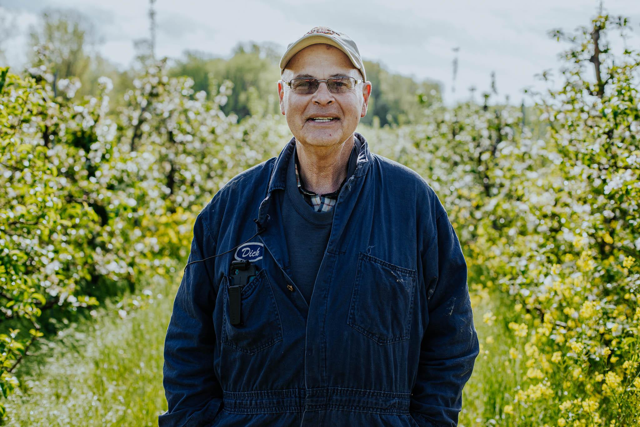Ed Baushke, Heritage Orchards
