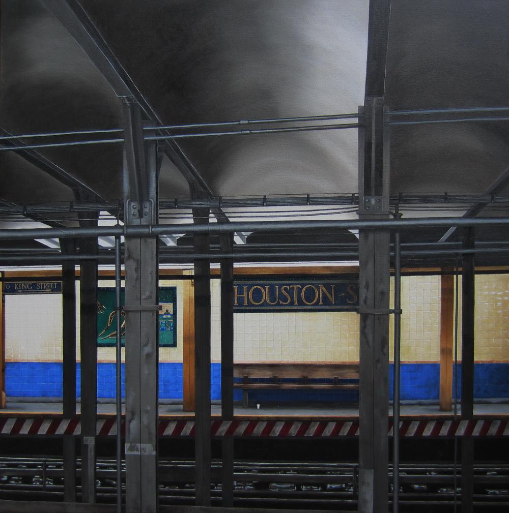 Houston Street Station