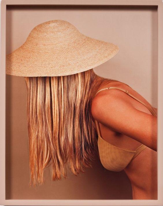 Blond Girl 2, Elad Lassry - 2010.jpg