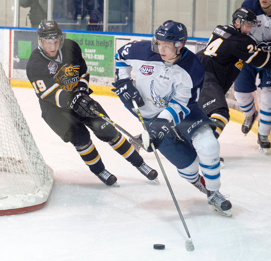 Colton Young-canmore eagles