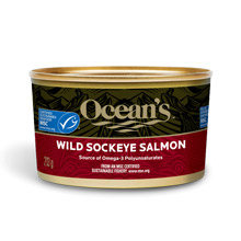 Canned Wild Salmon
