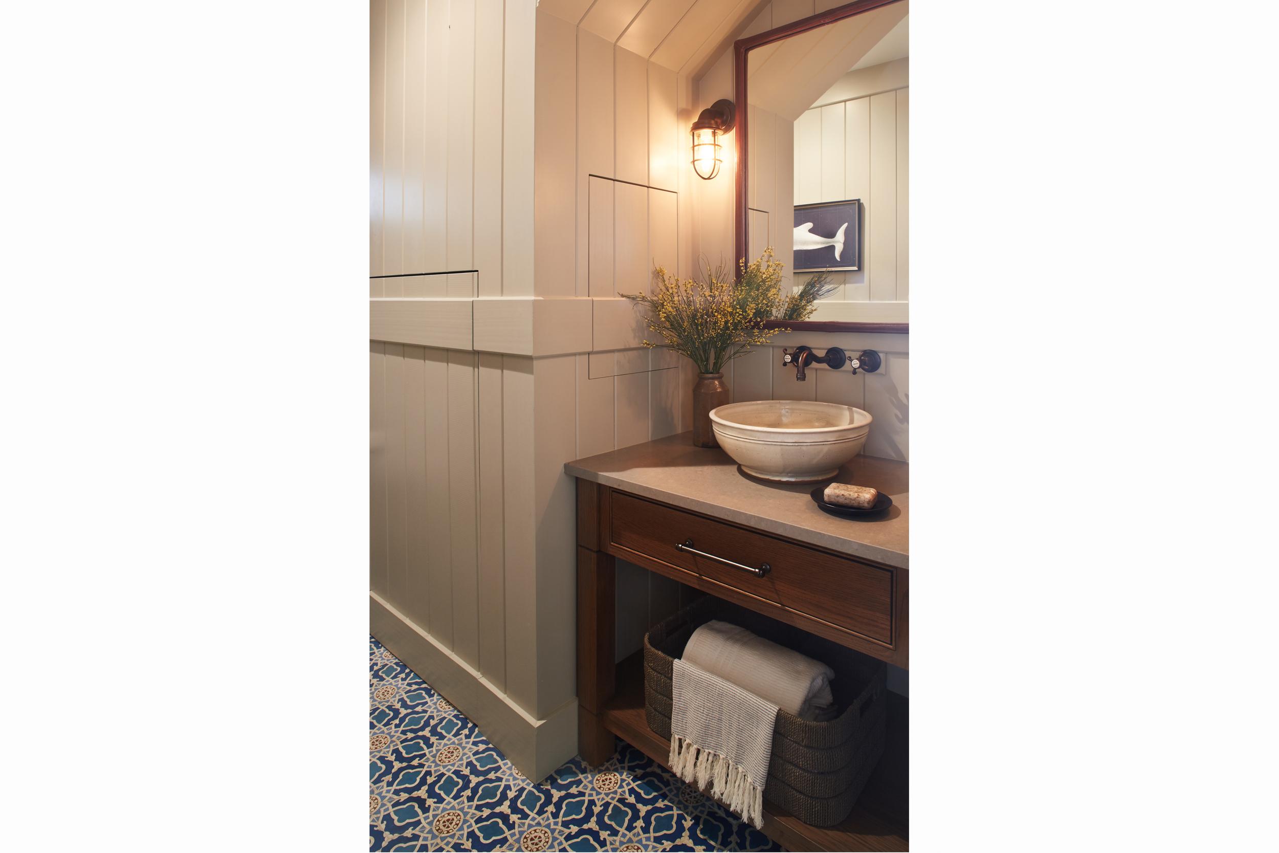 newport beach interior designer brittany stiles blue nautical powder bath.jpg