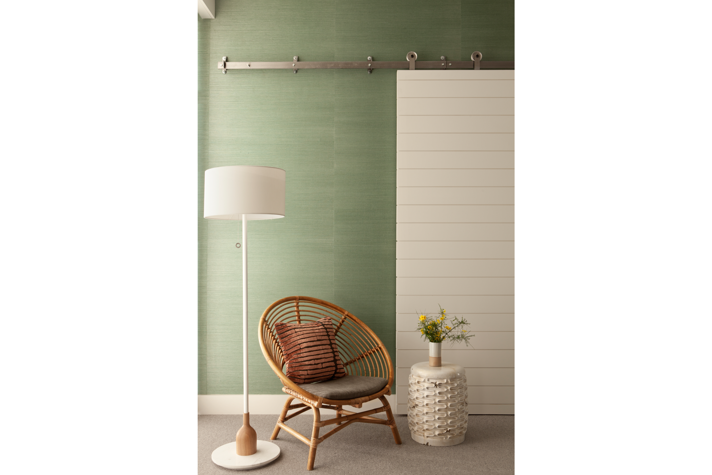 brittany stiles design green grasscloth barn door.png
