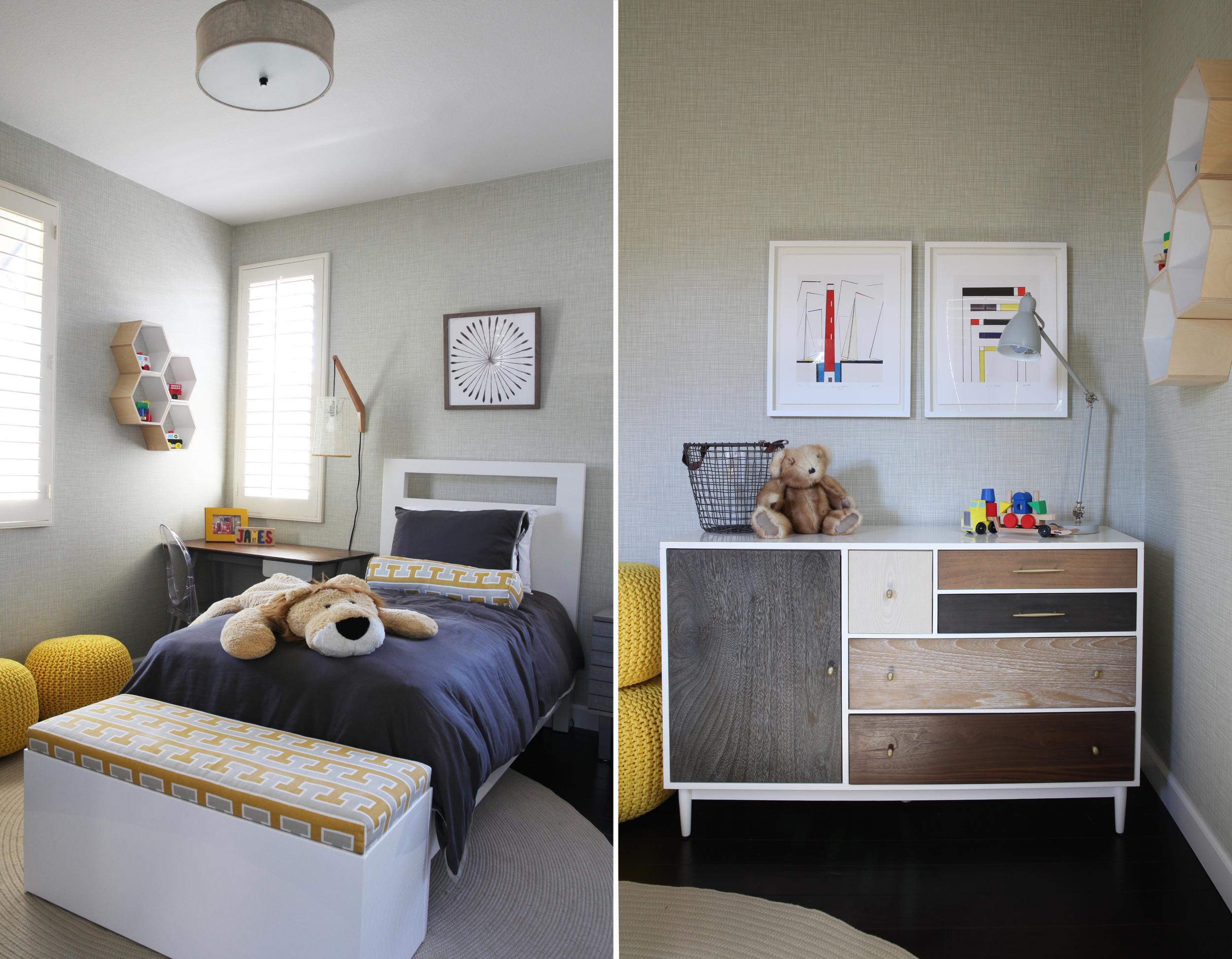 irvine interior designer brittany stiles orange county little boys kids room yellow gray.jpg