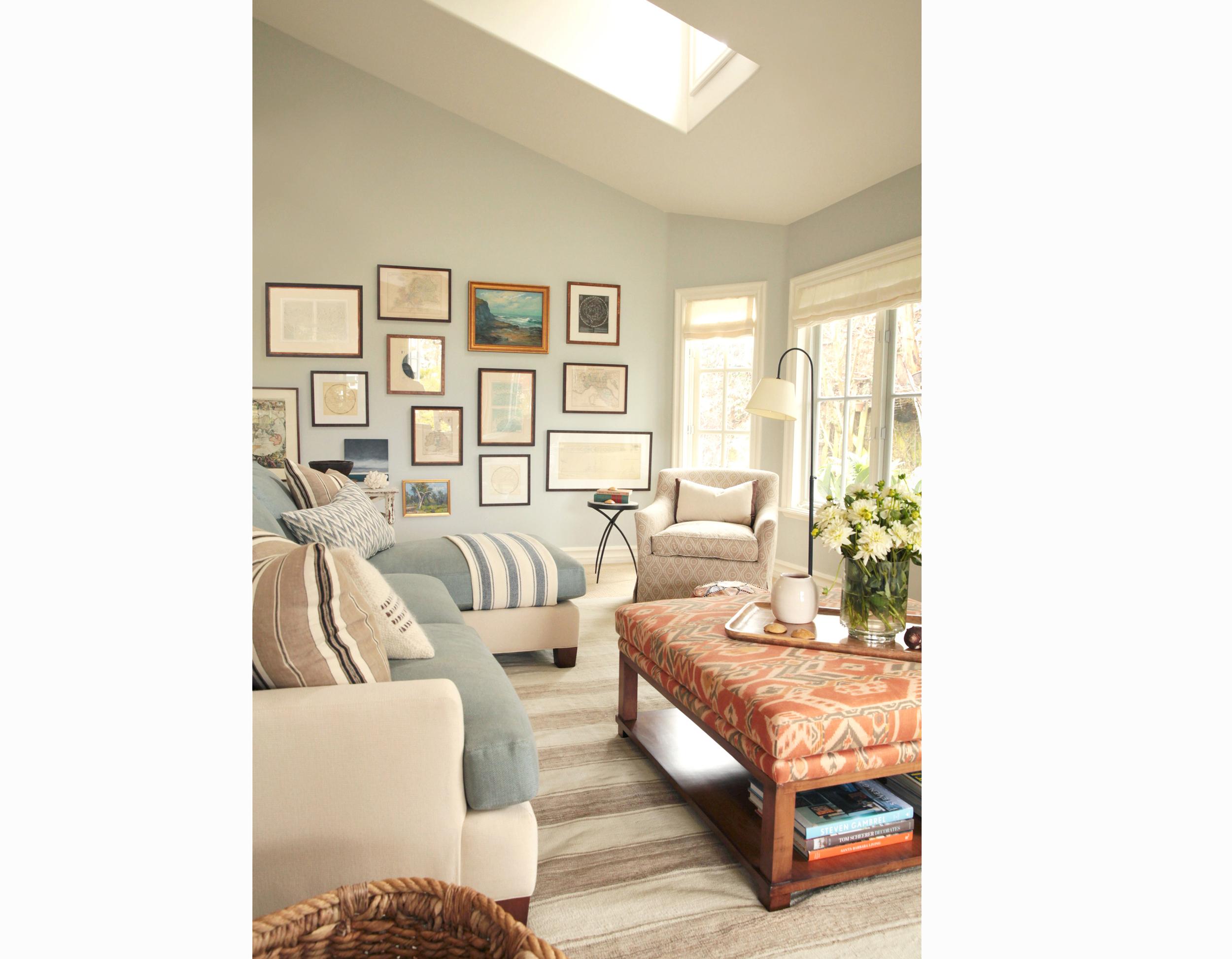 corona del mar blue living room eclectic  interior designer orange county brittany stiles two tone sofa.jpg