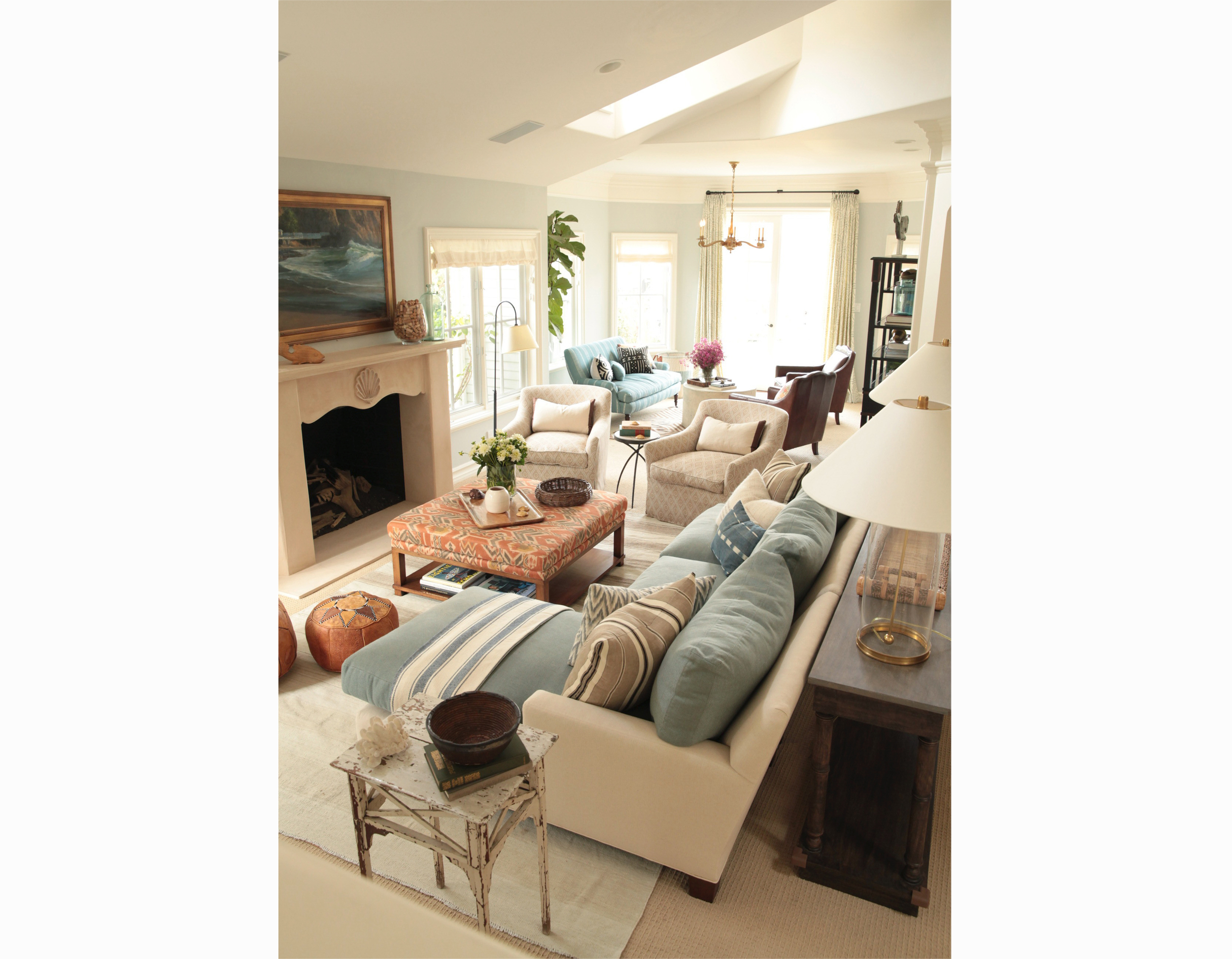 corona del mar blue living room eclectic  interior design orange county brittany stiles two toned sofa 234.jpg