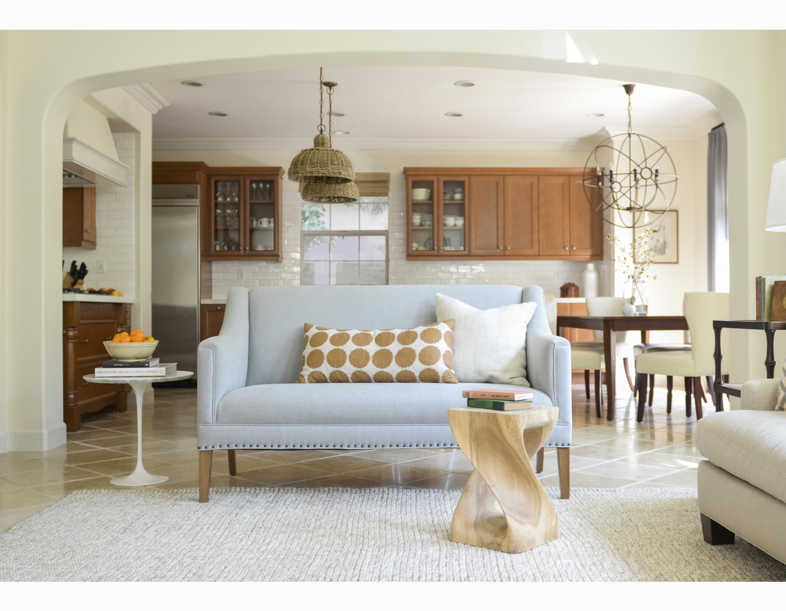 irvine interior design white living room orange county interior designer blue settee 2.jpg