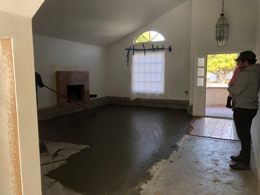 Sunken Or Raised Living Room