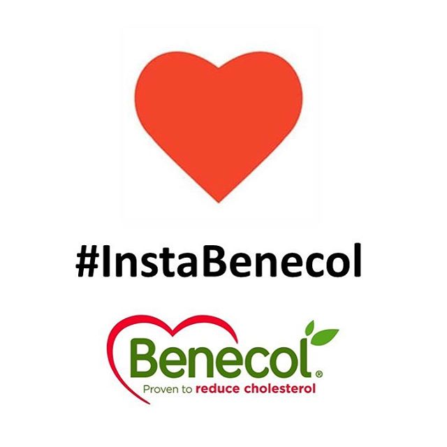 Calling all Benecol® lovers! ENTER FOR A CHANCE TO WIN 50 FREE PRODUCT COUPONS! Here's the deal - from now until October 31st... 1. Follow us @benecolusa 2. 'Like' this Benecol® Heart #InstaBenecol photo 3. Tag a friend here 3. 'Like' a SECOND photo that catches your eye and YOU'RE ENTERED TO WIN A BUNDLE OF VOUCHERS FOR 50 FREE TUBS OF BENECOL®! *Make sure you've completed all 4 steps to be officially entered into the drawing!  Contest Rules: Entries are limited to residents of the United States only; limited to one entry per person/per Instagram® handle for the duration of the contest - additional entries will be labeled invalid; contest ends at 11:59PM on October 31st, 2016; winner will be notified via Instagram® Direct Message after contest ends 10/31/16.  Questions? Ask us! TheDietitianTeam@benecolusa.com  #Benecol #cholesterol #hearthealthy