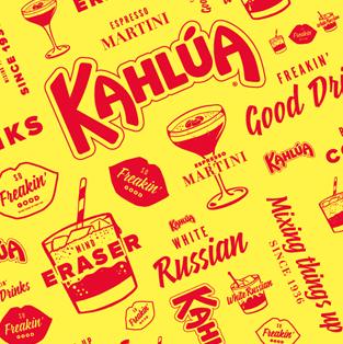 Kahlua Brand Campaign