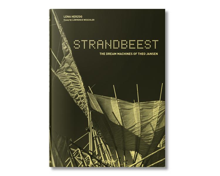 STRANDBEEST book by Lena Herzog, published by Taschen