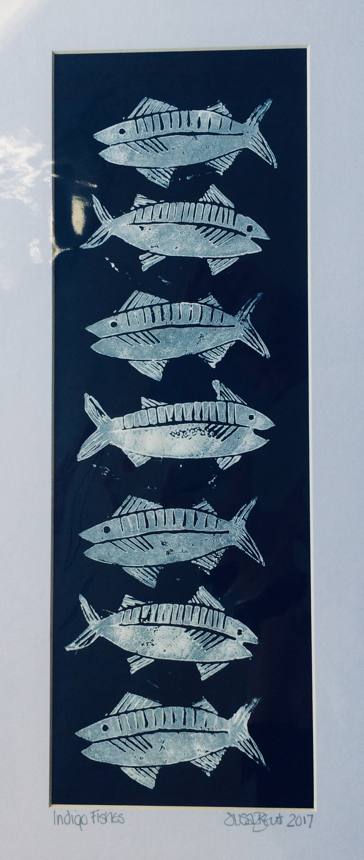 INDIGO FISHES