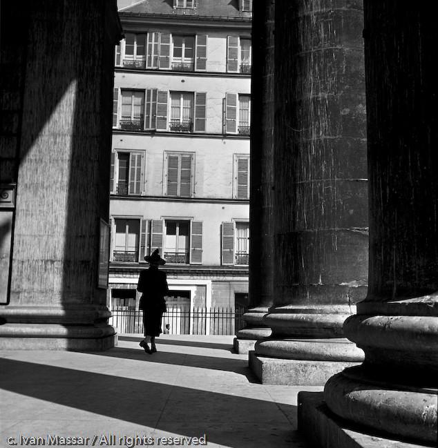 Pillars of the Madelaine.