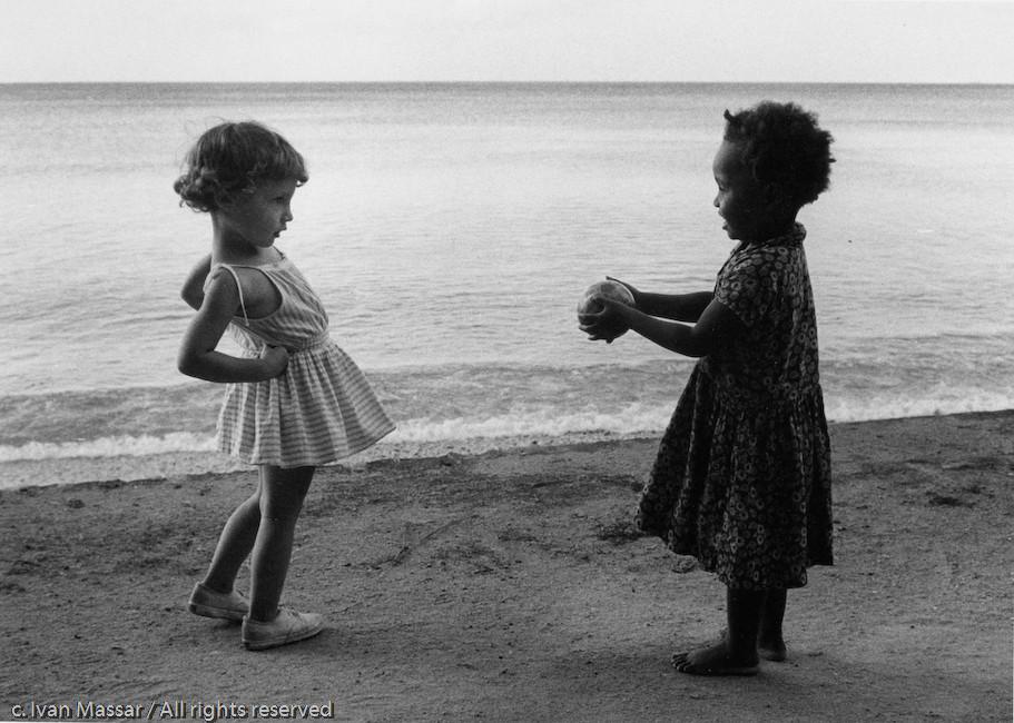 The Gift.  Seychelle Islands, 1959