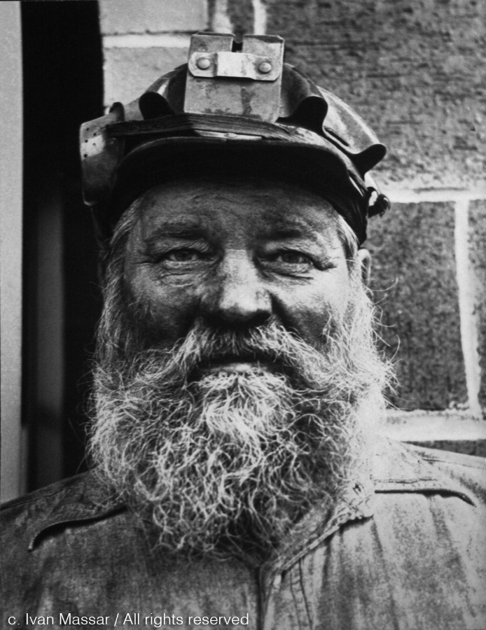 Harry Petroff.  Pittsburgh, PA 1954.
