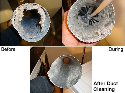 Dryer Vent Cleaning Clear VÜe Las Cruces Window