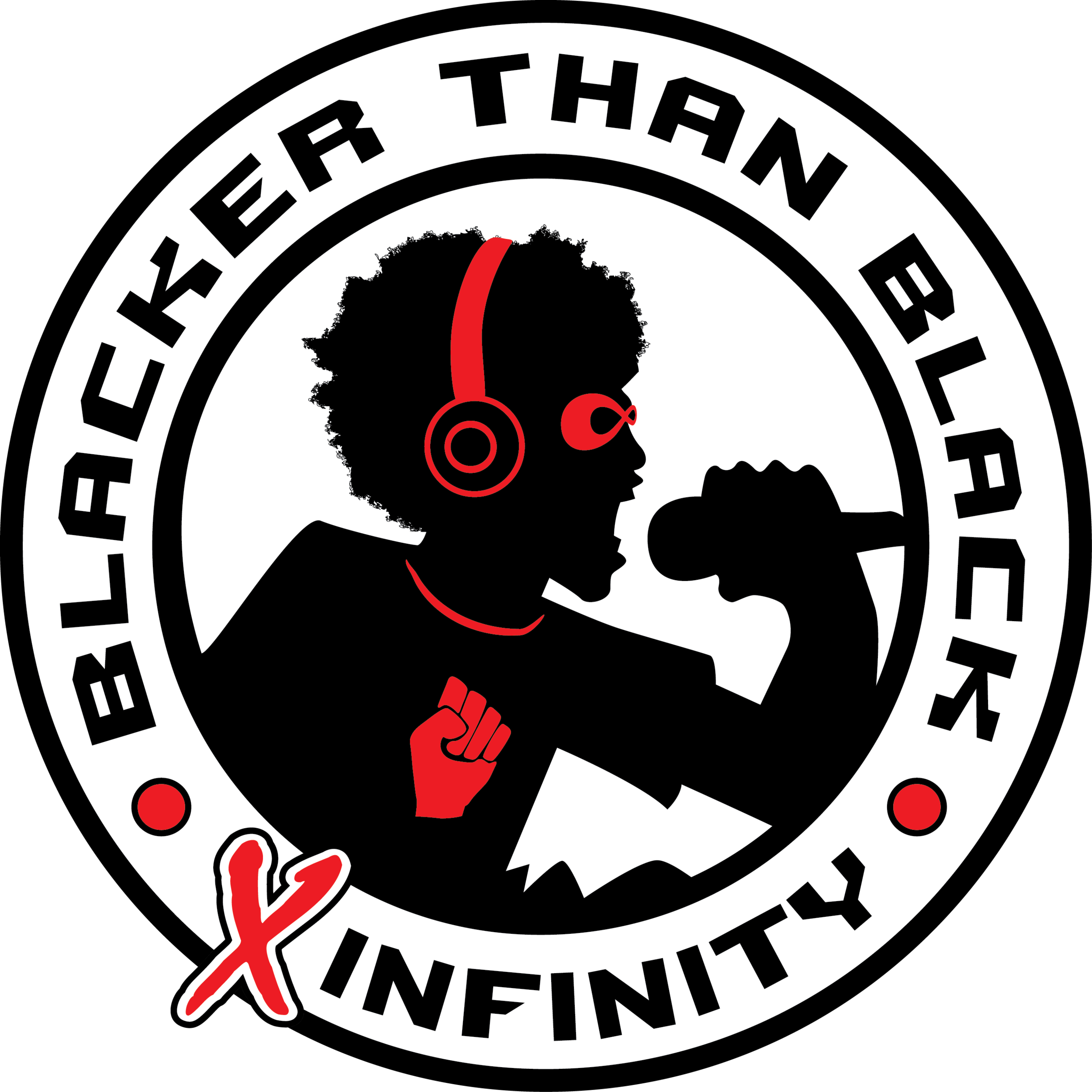 Livestream - Every Wednesday8:30 PM 10:30 PMWest Coast Blerds with attitudes dropping geek knowledge in our weekly podcast fam! Every Wednesday at 830 PSThttps://www.youtube.com/c/BlackerThanBlacktimesInfinity/live