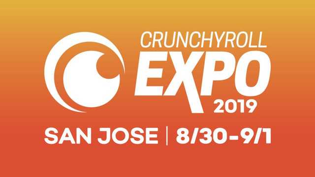 CrunchyROll Expo 2019 - August 30th-September 1stSan Jose McEnery Convention Center, San Jose, CAThe whole cast will be attending CRX this year.  Come find us on the floor!