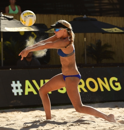 """I LOVE working out at TYME because it's an environment where I know the best athletes come into the gym everyday to train with a purpose. Roberto has provide a top notch facility, along with effective training regiments that allow me to be successful on the beach."" - Kelly Reeves AVP PRO"