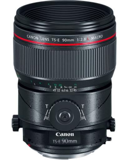 Canon Tilt Shift 90mm f/2.8