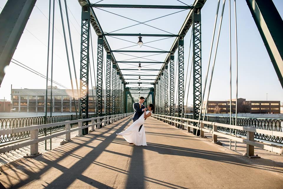 Watters Wedding 1.27.2018 Grand Rapids, Michigan.
