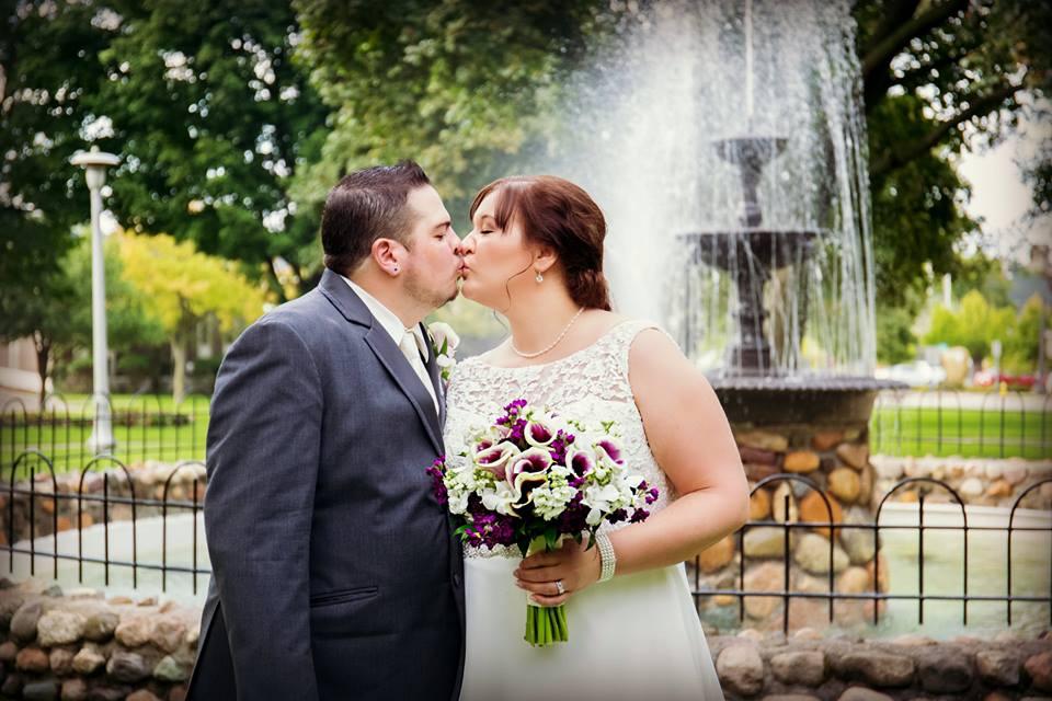 Gomez Wedding 10.1.2016 Spring Lake, Michigan.