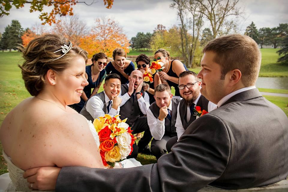 LaLonde Wedding 10.29.2016 Saginaw, Michigan.