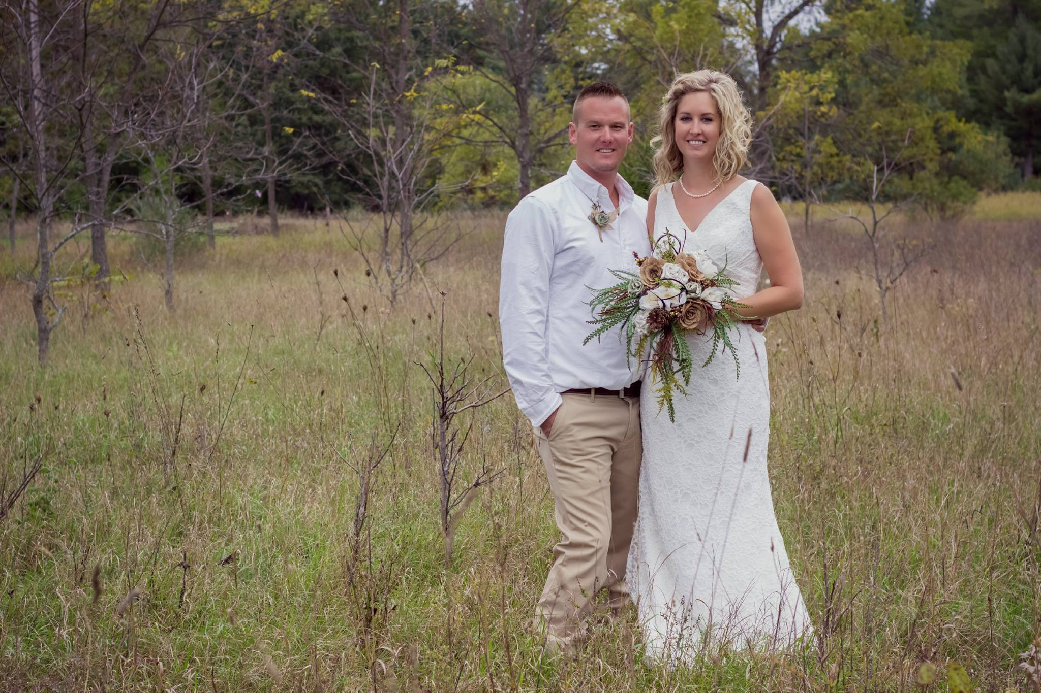 Snoeyink Wedding 10.3.2015 Coopersville, Michigan.