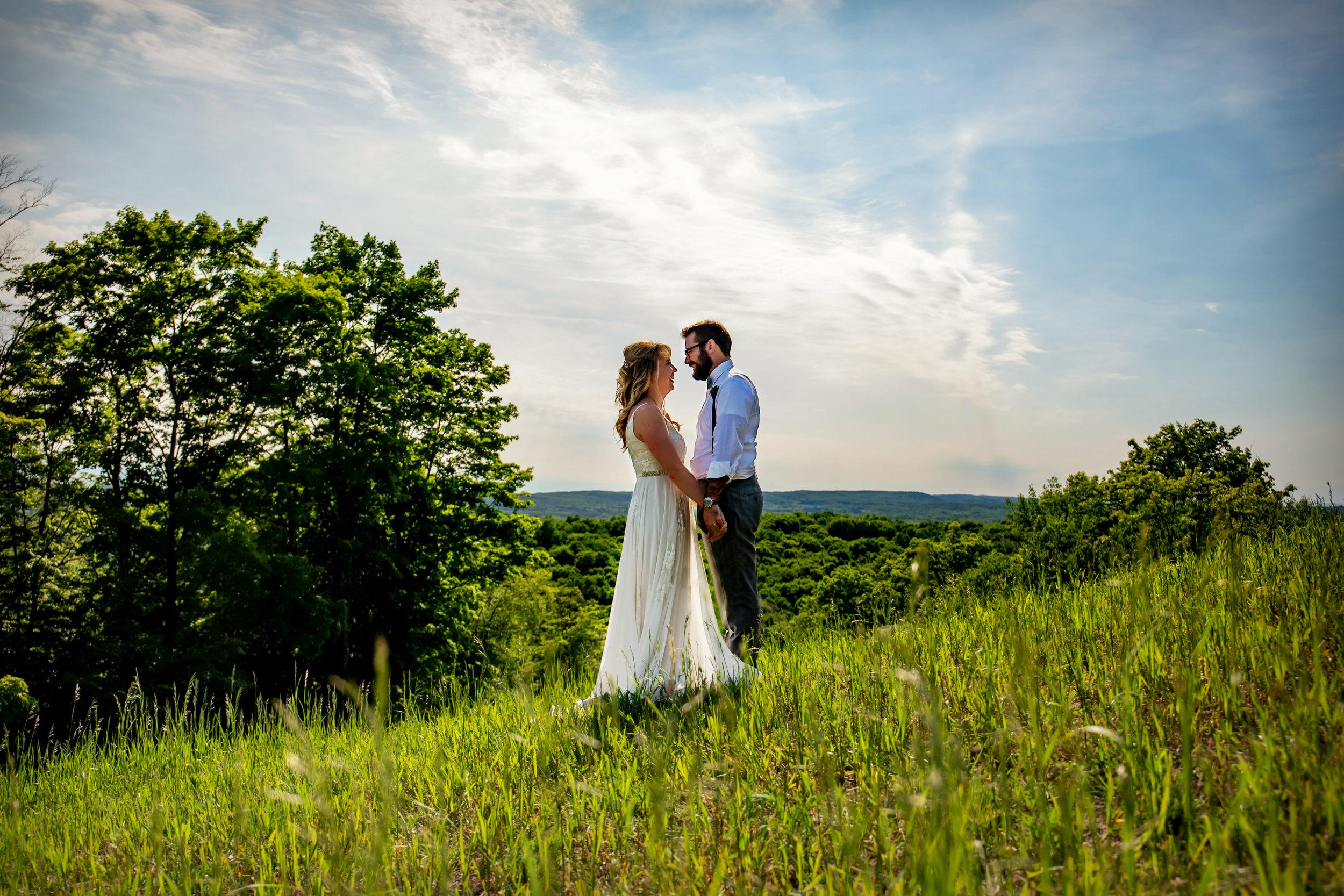Decker Wedding 6.15.2019 Thompsonville, Michigan.