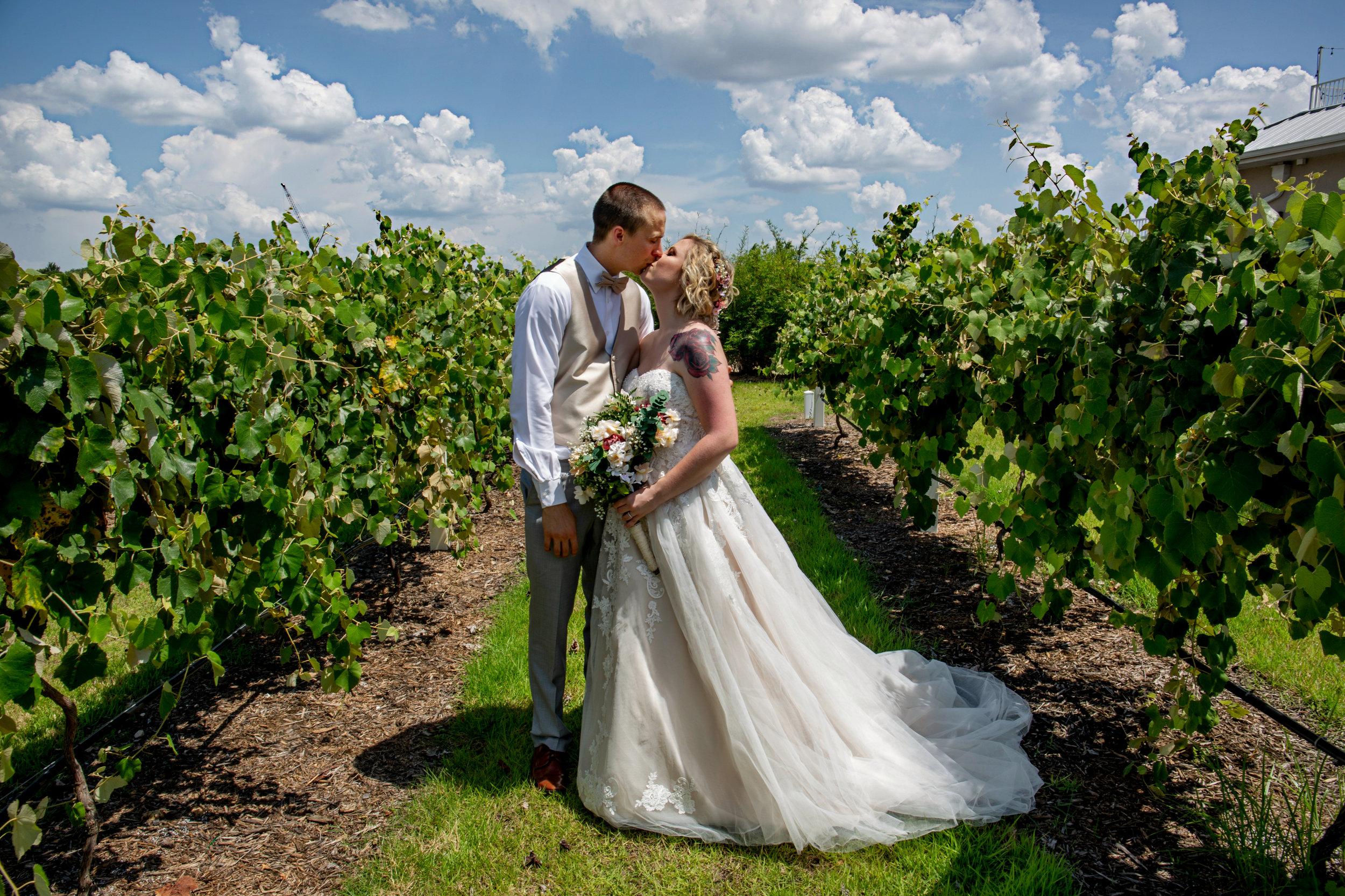 Burch Wedding 6.26.2019 Kissimmee, Florida.
