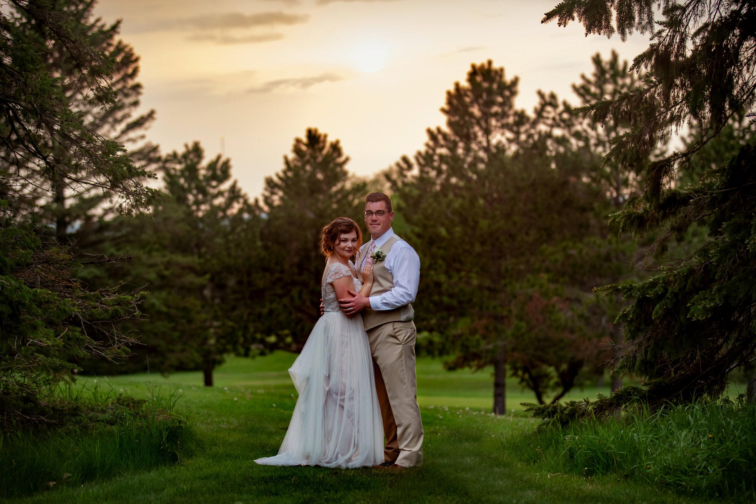 Gines Wedding 6.1.2019 Cadillac, Michigan.