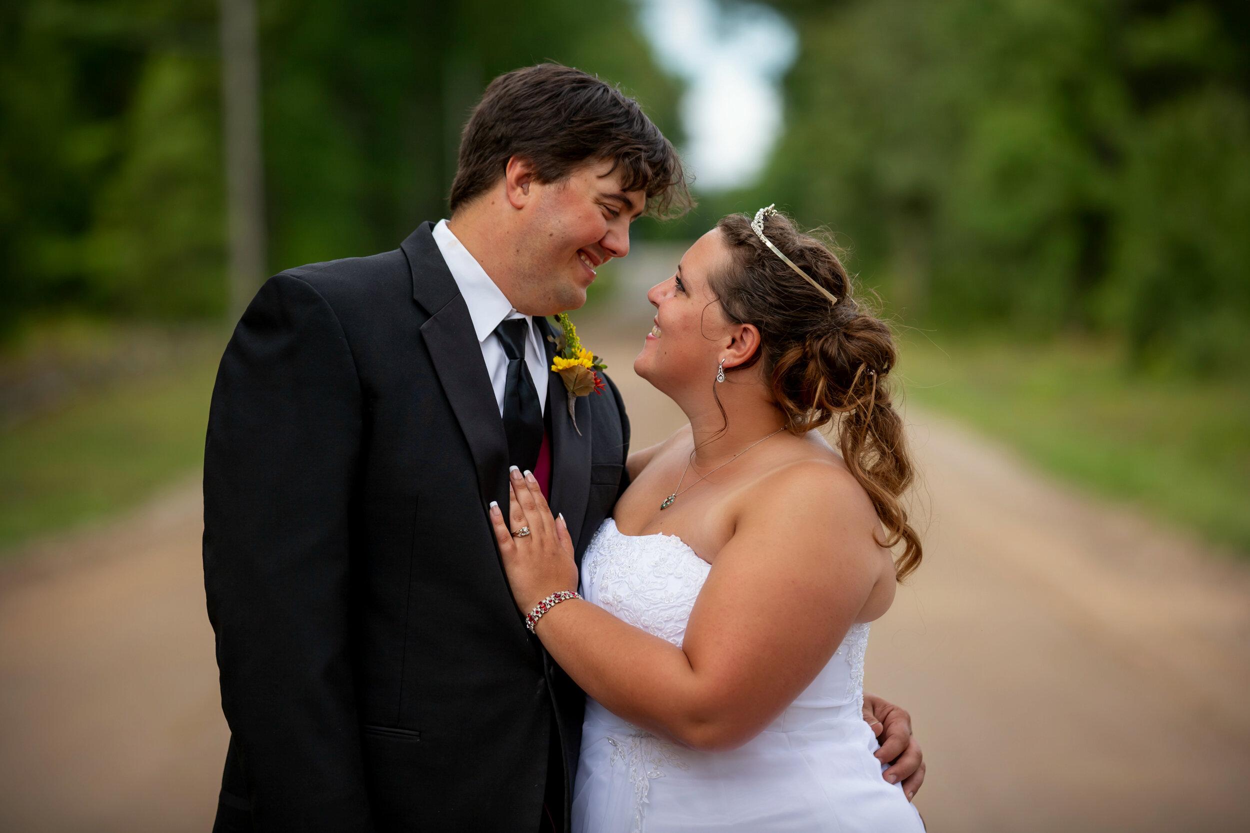 Bird Wedding 9.7.2019 Houghton Lake, Michigan.