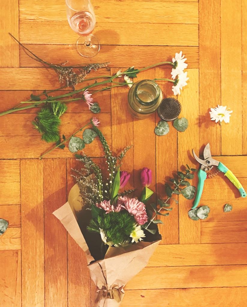 Flower Arranging Materials