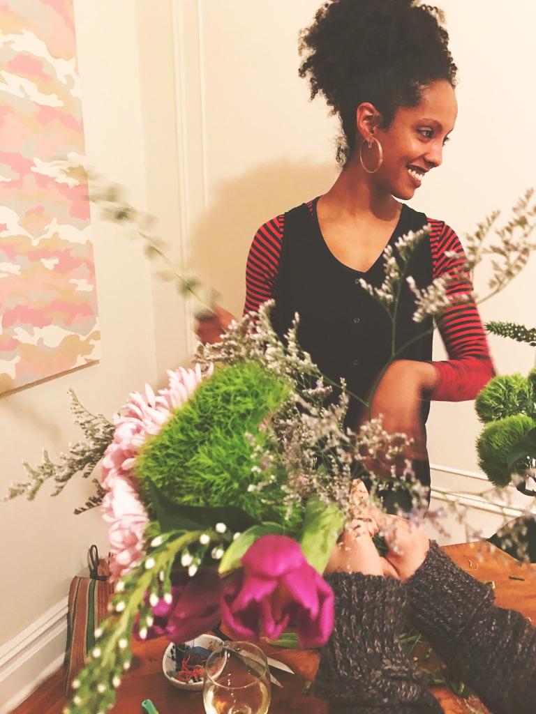 Flower Arranging 2