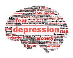 CBD works in Depression
