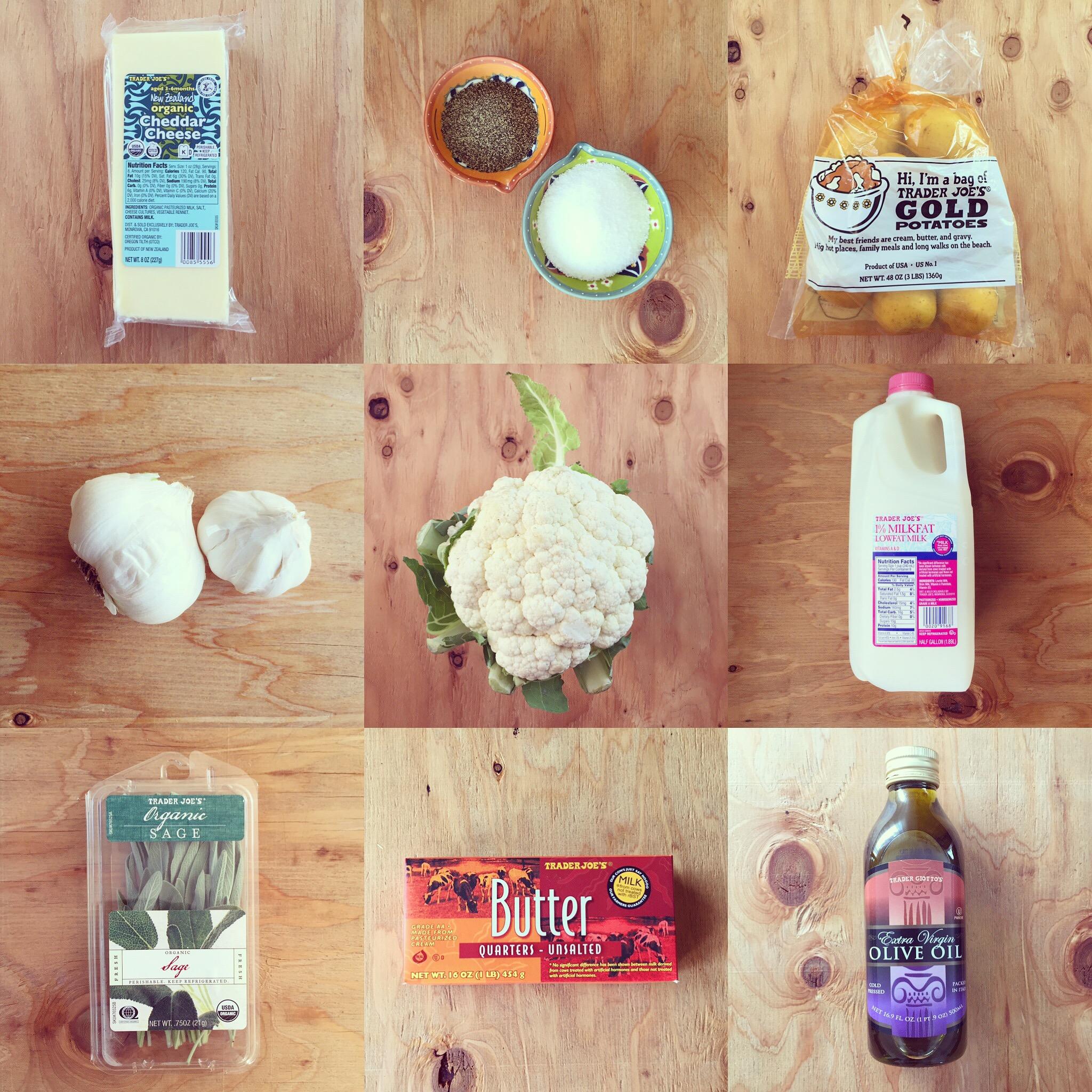 White Cheddar Sage, Cauliflower & Potato Mash.JPG
