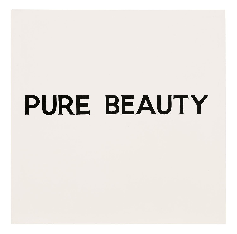 Pure Beauty,  1966-68  ©John Baldessari