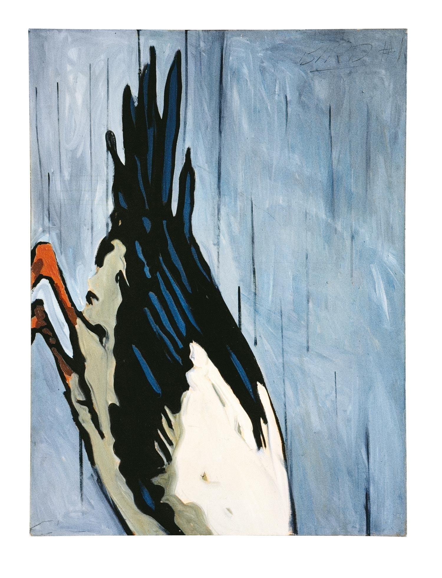 Bird #1 , 1962  ©John Baldessari