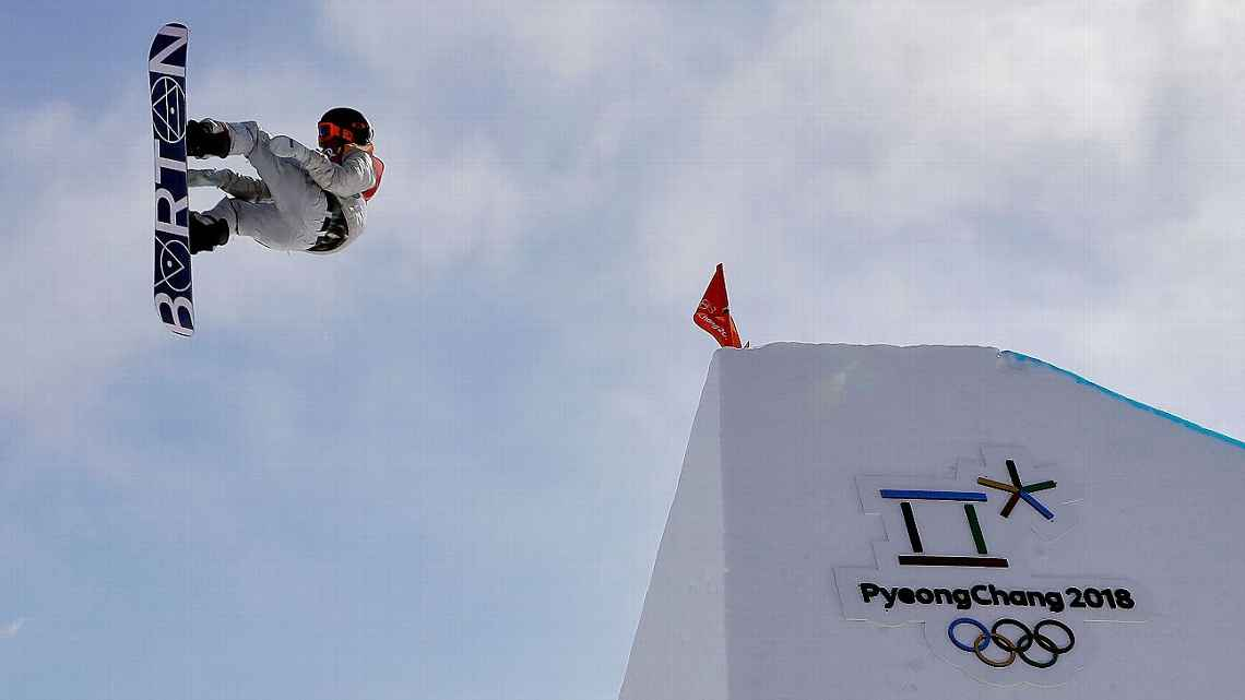 Red Gerard, the 17-year-old snowboarder from just outside Breckenridge, Colorado, won the Olympic gold medal in slopestyle on Sunday, courtesy of a nimble, creative ride through a wind-swept course that left almost everyone else scrambling to keep his footing.