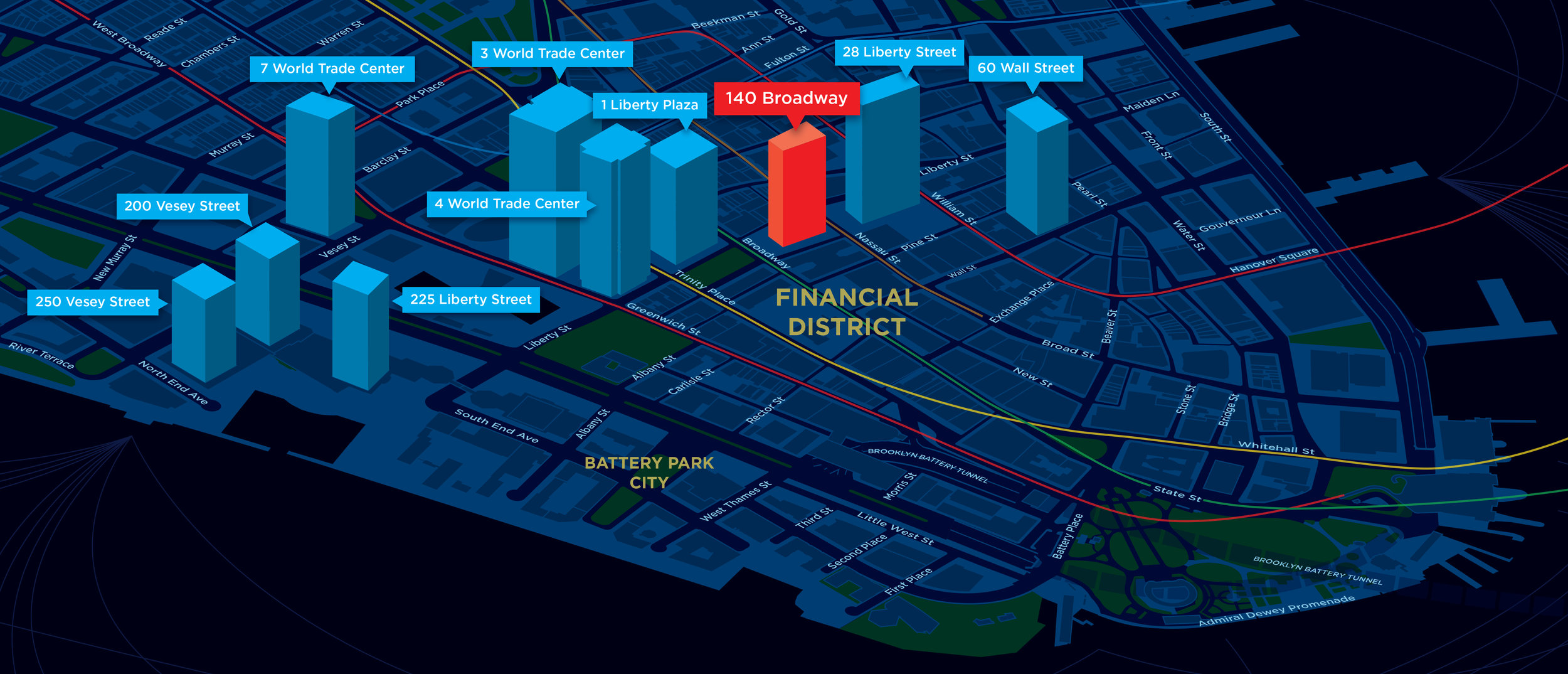 New York City NY Financial District 3D Buildings Map.jpg