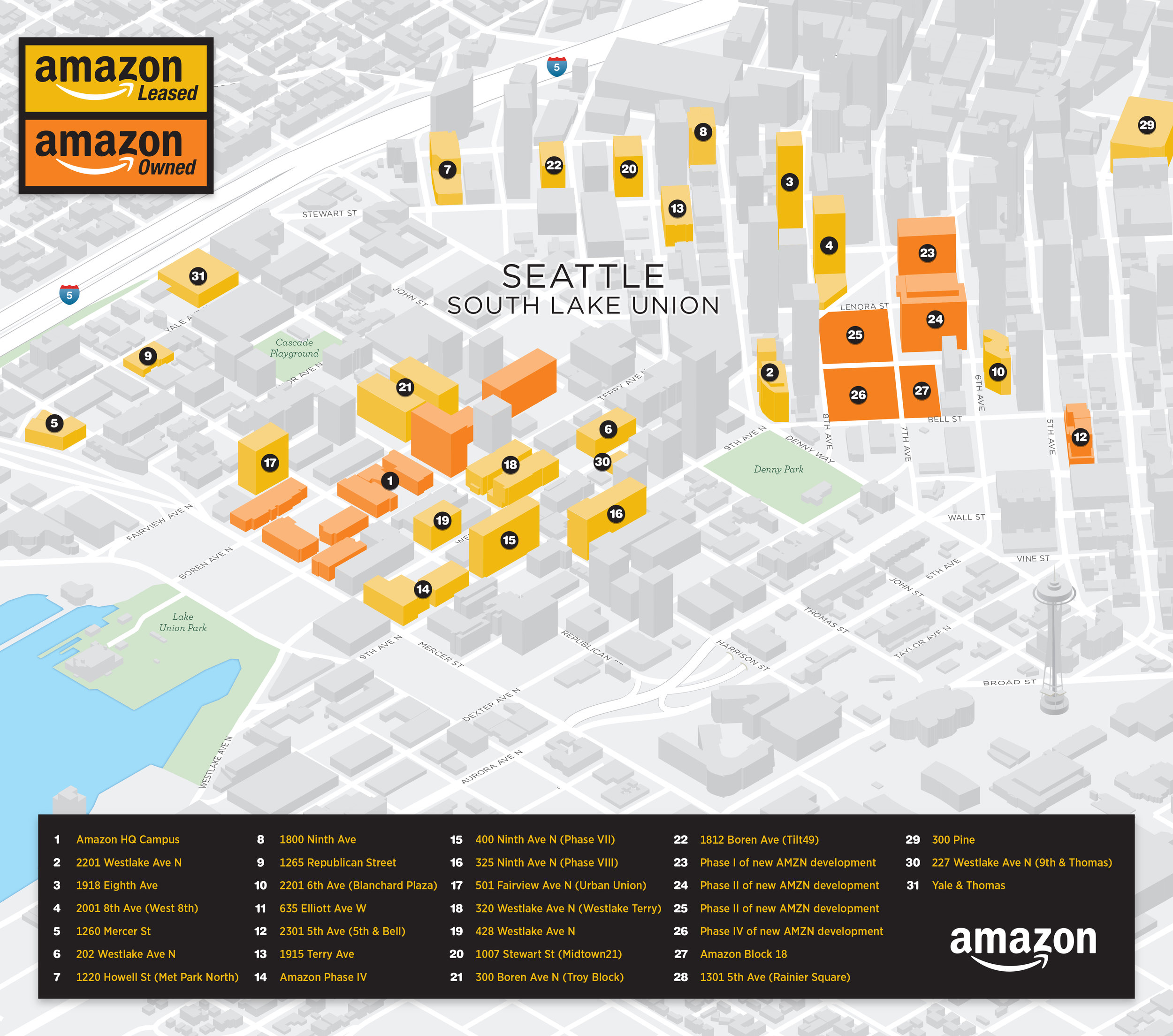 Seattle Washington 3D Buildings Map.jpg