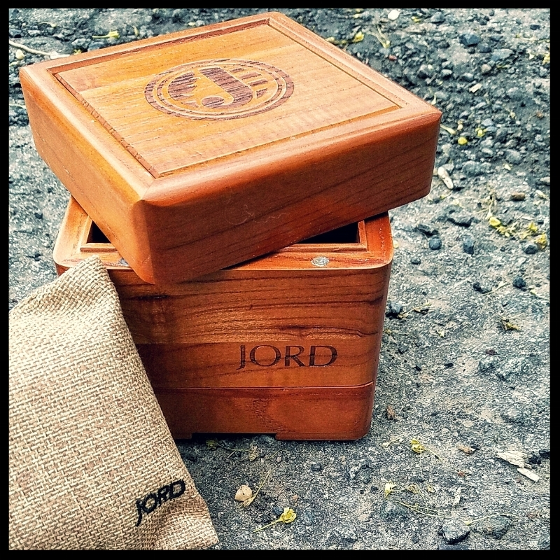 JORD Watch Keepsake Box