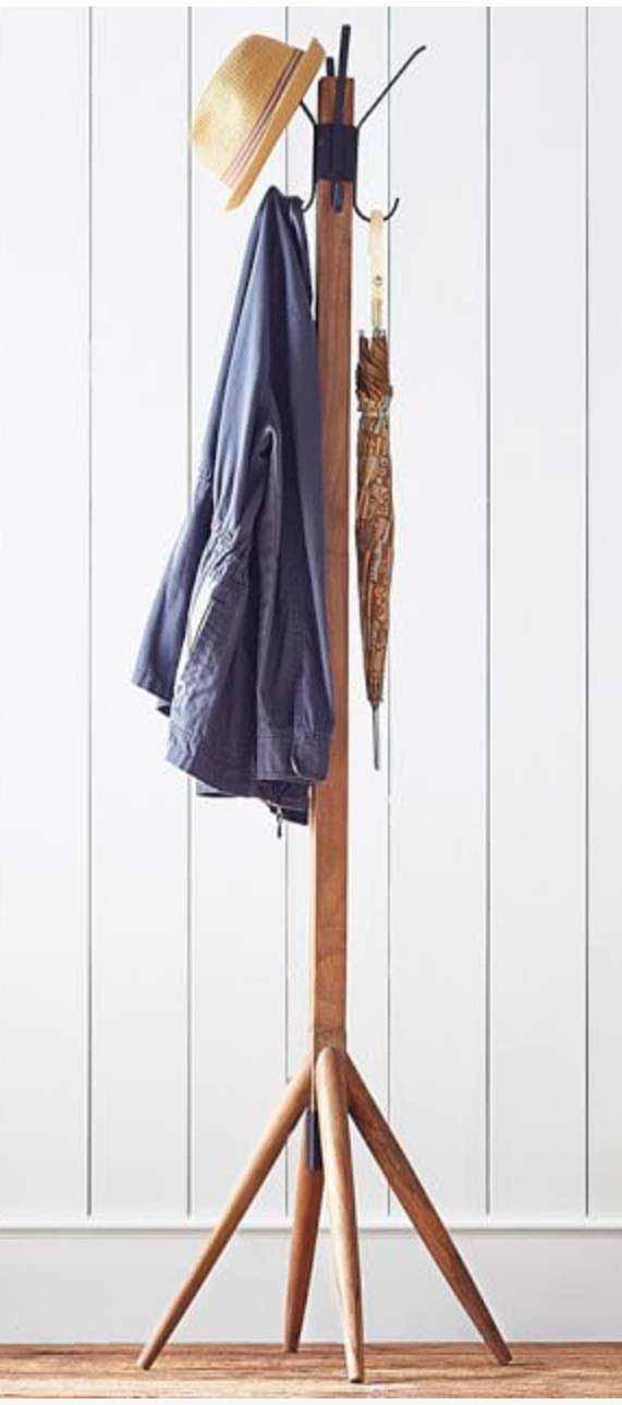 Your website is like this Pottery Barn coat rack. (KerryAThompson.com)